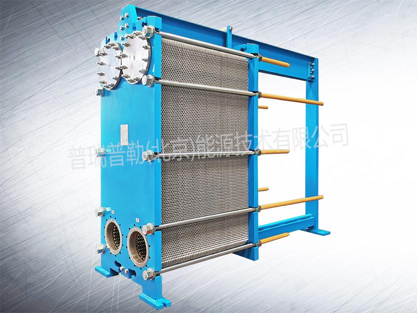 宽流道污水板式换热器