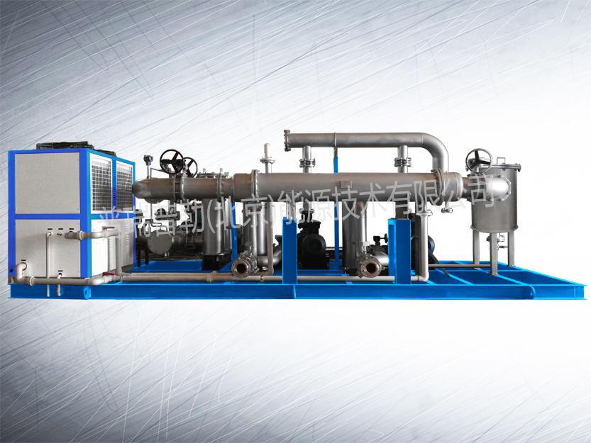 沼气过滤干燥加压预处理系统